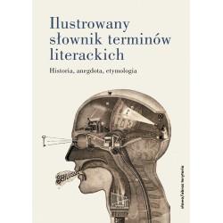(e-book) Ilustrowany słownik terminów literackich
