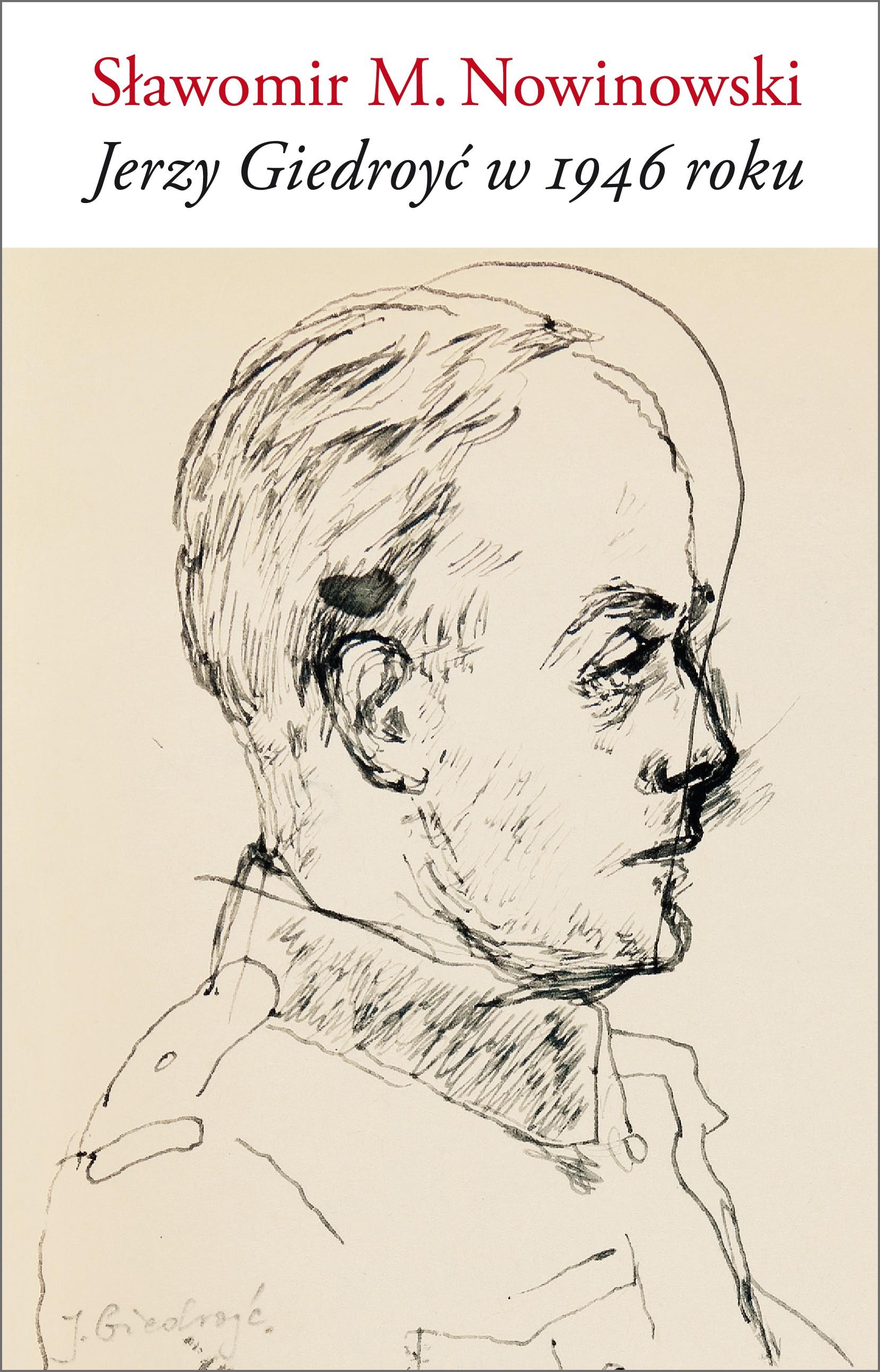 (e-book) Jerzy Giedroyć w 1946 roku