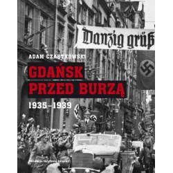 Gdańsk przed burzą. Korespondencja z Gdańska dla 'Kuriera Warszawskiego' t. 2: 1935-1939