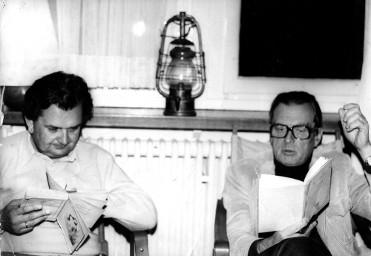 Czesław Miłosz, Jan Błoński, Listy 1958-1997