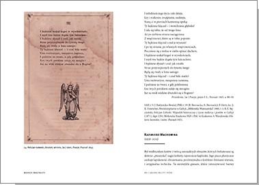 Wiersze znad palety. Twórczość poetycka artystów polskich XIX i XX