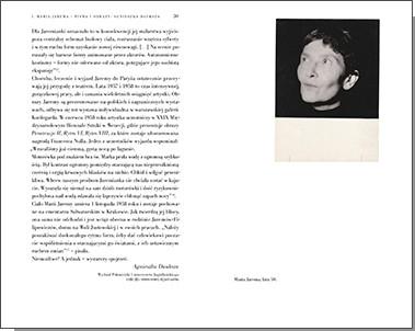 Maria Jarema: wymyślić sztukę na nowo