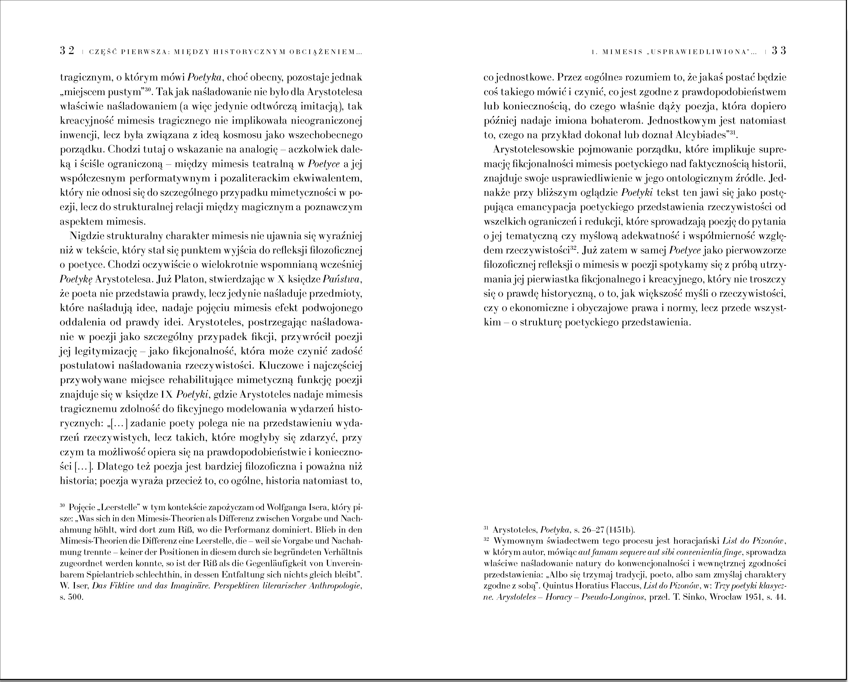 Niewysłowione bycie wiersza. Trzy siły mimetyczne w poezji R.M.Rilkego