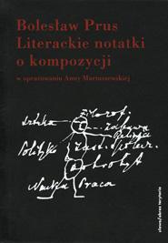 Literackie notatki o kompozycji