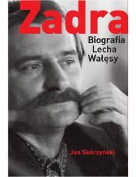 Zadra Biografia Lecha Wałęsy /oprawa twarda/