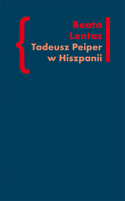 Tadeusz Peiper w Hiszpanii