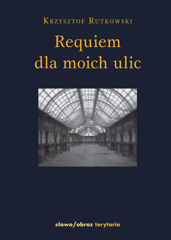 (e-book) Requiem dla moich ulic