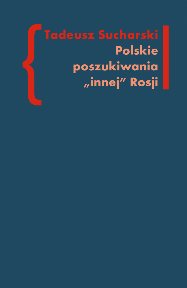 """(e-book) Polskie poszukiwania """"innej Rosji"""""""