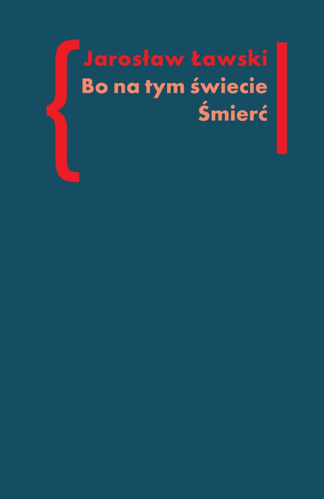 (e-book) Bo na tym świecie śmierć. Studia o czarnym romantyzmie
