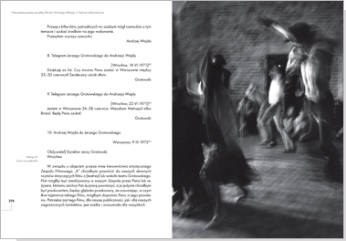 Jerzy Grotowski, t. 2: Źródła, inspiracje, konteksty. Prace z lat 1999–2009