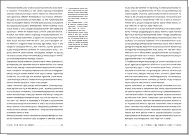Teatr i film Trzeciej Rzeszy. W systemie hitlerowskiej propagandy (wyd. 2, uzupełnione)