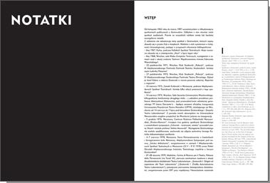Spotkania z Jerzym Grotowskim. Notatki, listy, studium