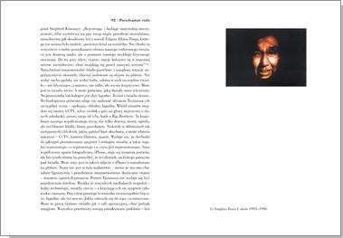 Po-twarz. Przekraczanie widzialności w sztuce i filozofii