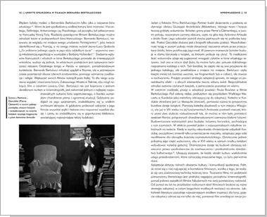 Ukryte spojrzenia w filmach Bernarda Bertolucciego
