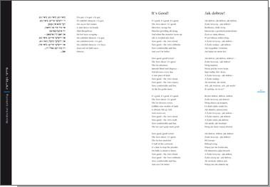 Yiddishland. Pieśni jidysz z kolekcji André Ochodlo