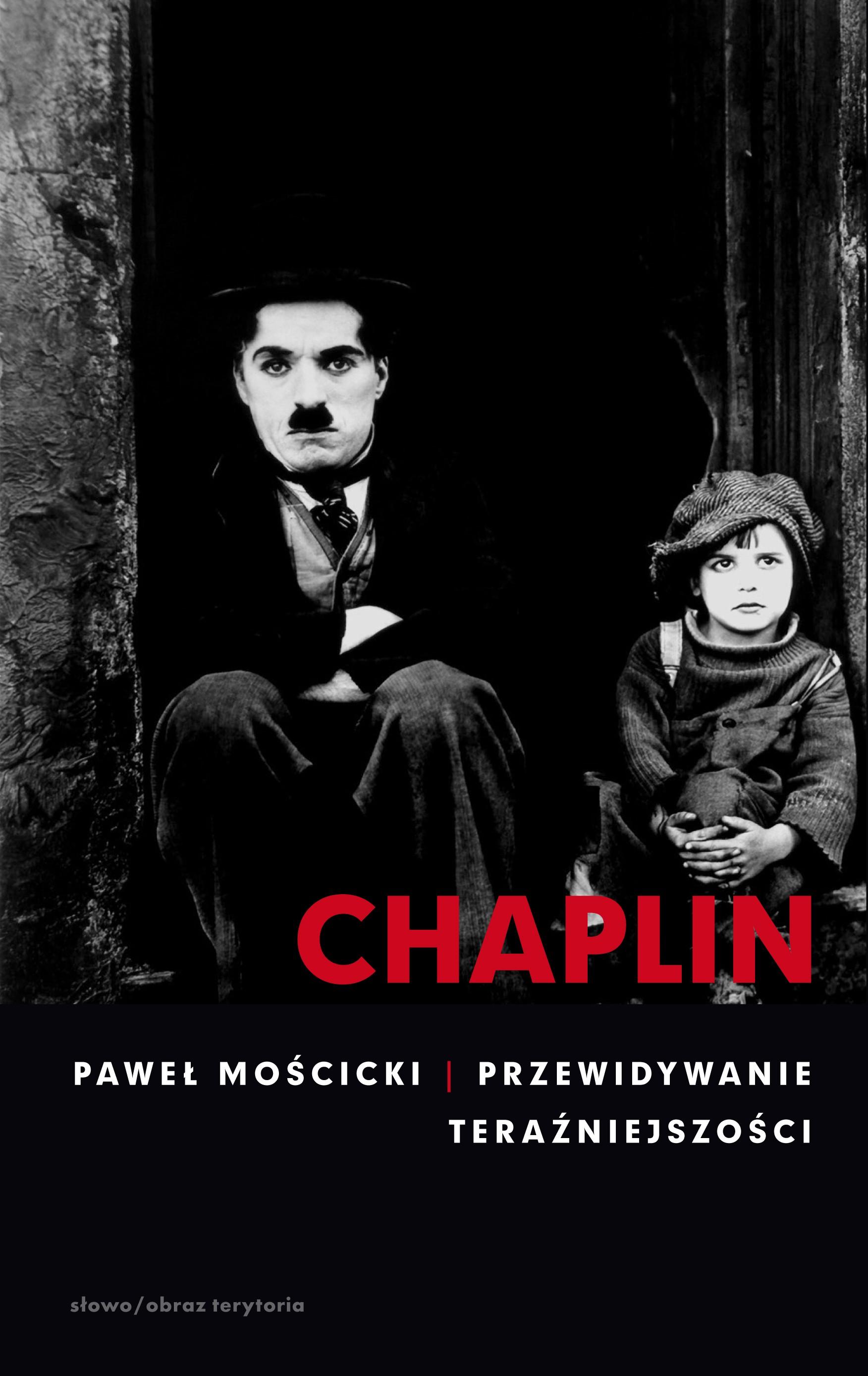 (ebook) Chaplin. Przewidywanie teraźniejszości