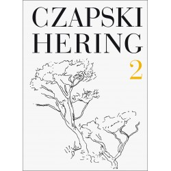 (e-book) Czapski, Hering. Listy, t. 2